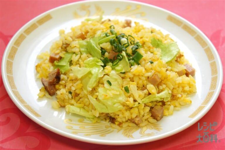 やさしい味のパラパラ炒飯