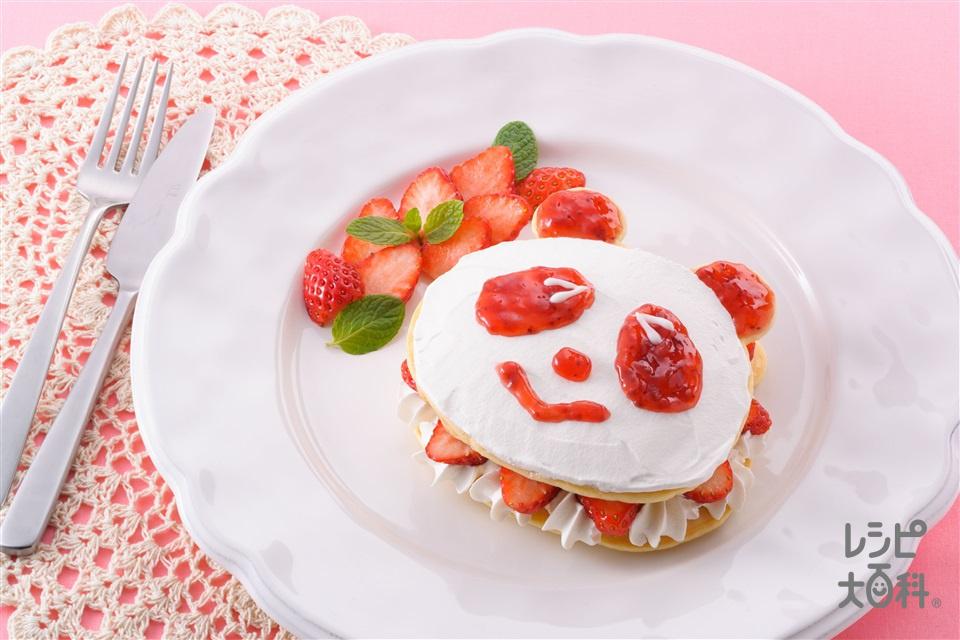 「アジパンダ」Cooking☆パンケーキ