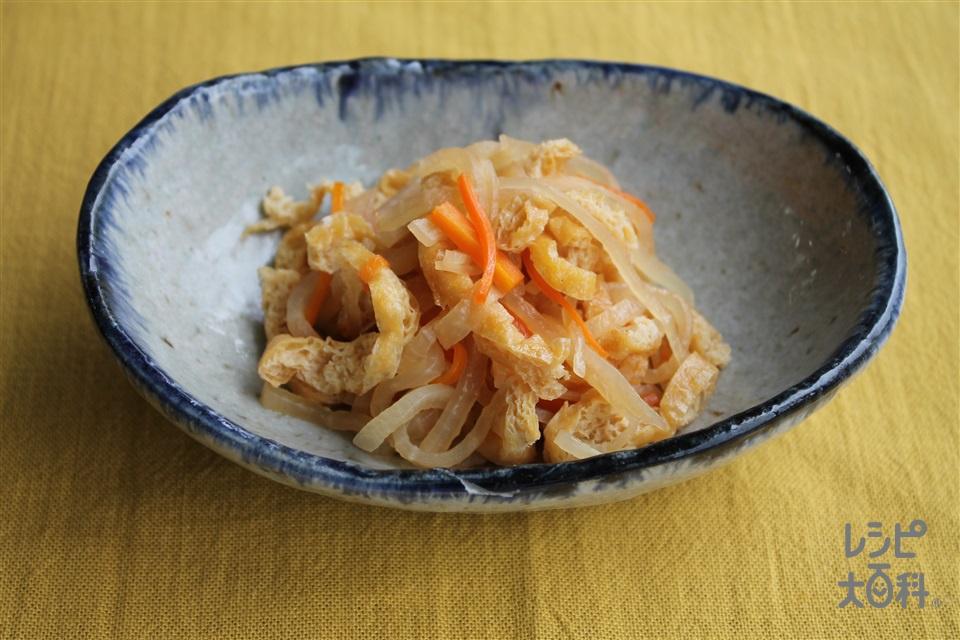 福島県郷土料理「ひきないり」(大根+にんじんを使ったレシピ)