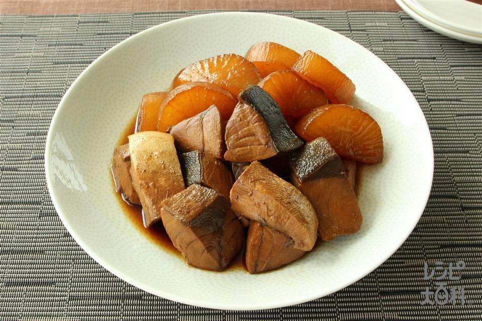 味しみぶり大根(ぶり(切り身)+大根を使ったレシピ)