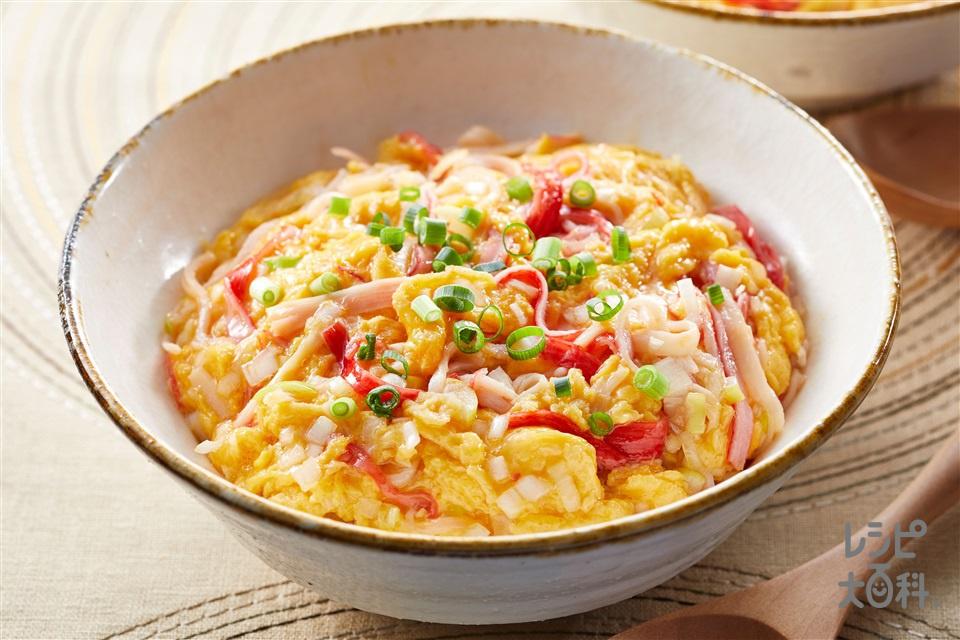 うま味丼(溶き卵+ご飯を使ったレシピ)