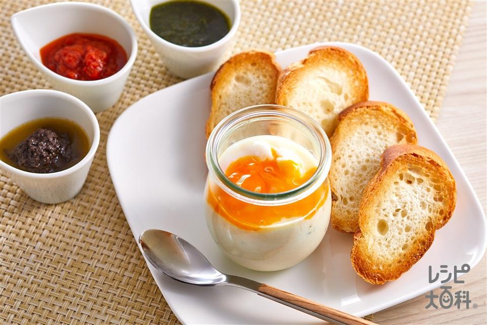 エッグスラット(牛乳+バゲットを使ったレシピ)