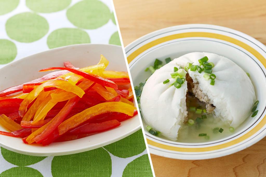 【3分以内!】「丸鶏がらスープ」で作る超時短レシピ5選