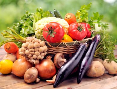 最近みんなは、どうやって野菜をとってるの?