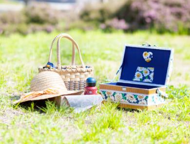 春のピクニックは海外で定番の「ポットラック」で♡