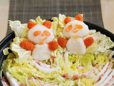 かわいくておいしい♡大根おろしアート鍋 つくり方のコツ&アレンジ術!