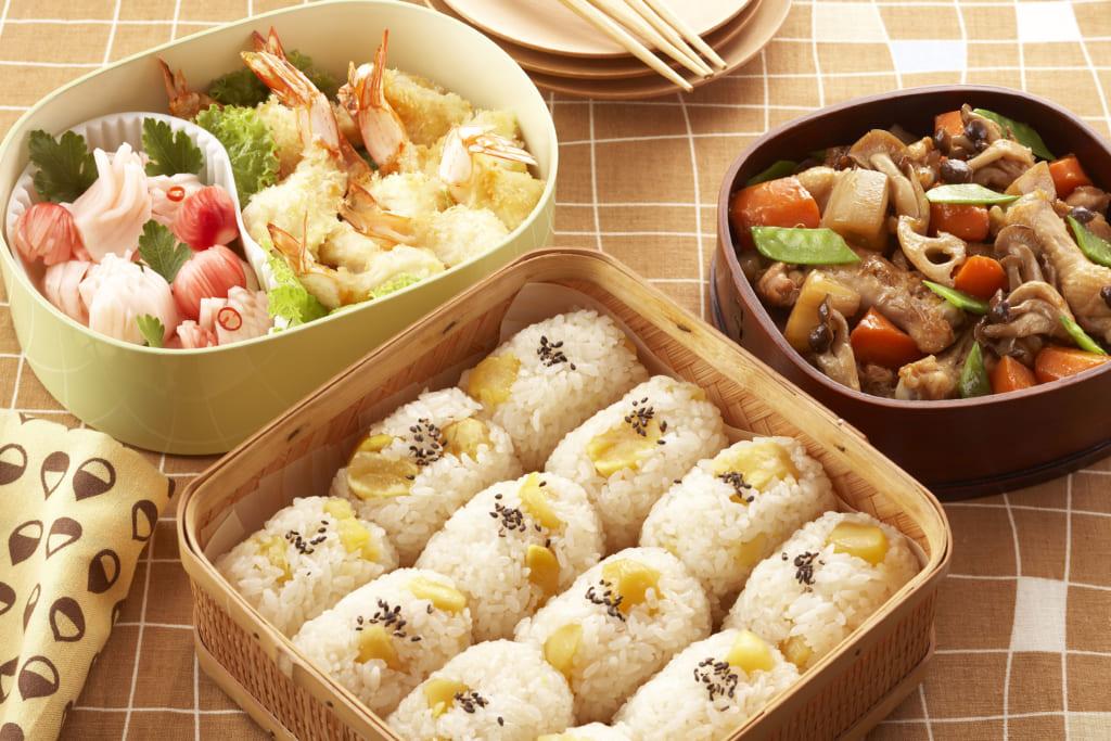 今年はおうちで☆秋の行楽弁当レシピ特集