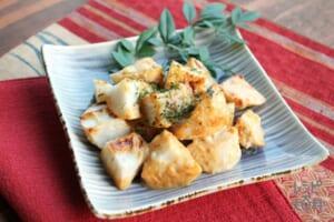 里芋の味噌マヨネーズ焼き