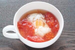 ポトたま トマトのスープ