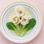 カンタン!薔薇スープ餃子の作り方_7_0
