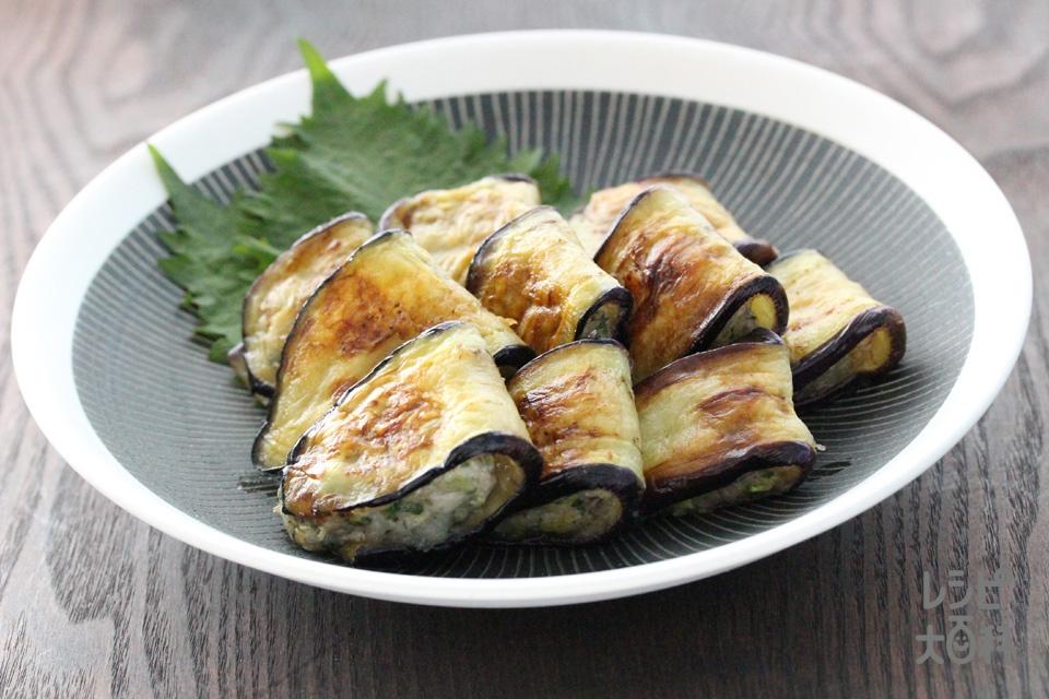 茄子餃子(なす+豚ひき肉を使ったレシピ)
