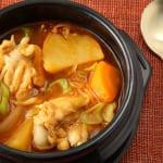 タットリタン(韓国風鶏肉じゃが)の作り方_3_0