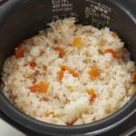 炊き込み帆立香味ご飯の作り方_3_3