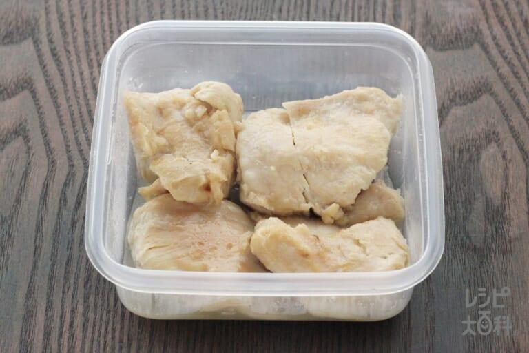 お肉やわらか塩鶏
