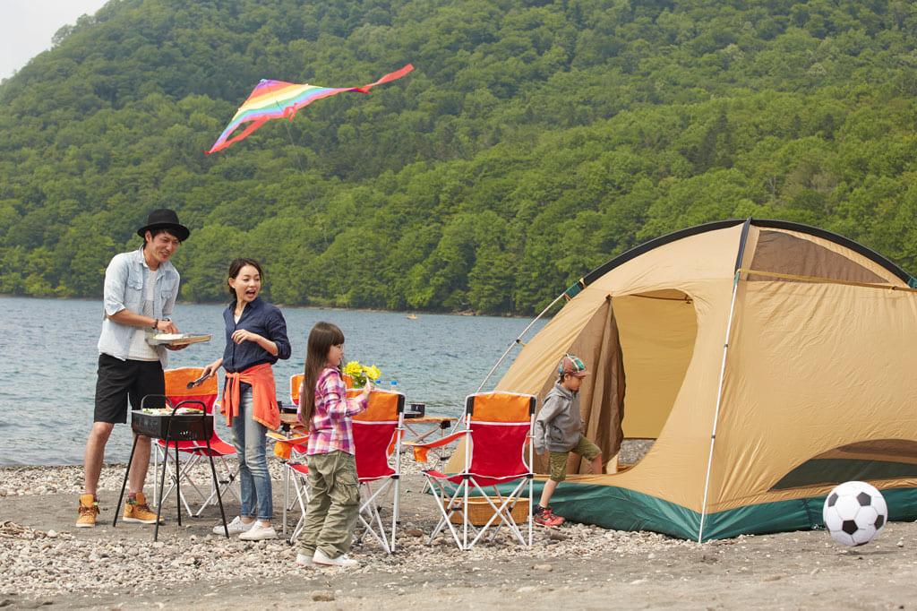 アウトドアで楽しもう! 家族で楽しむ簡単キャンプごはん