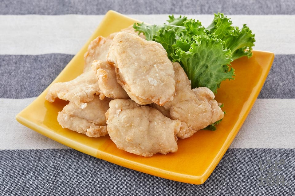 フライパンで!鶏むね香味ナゲット