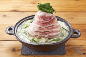 肉タワー香味鍋