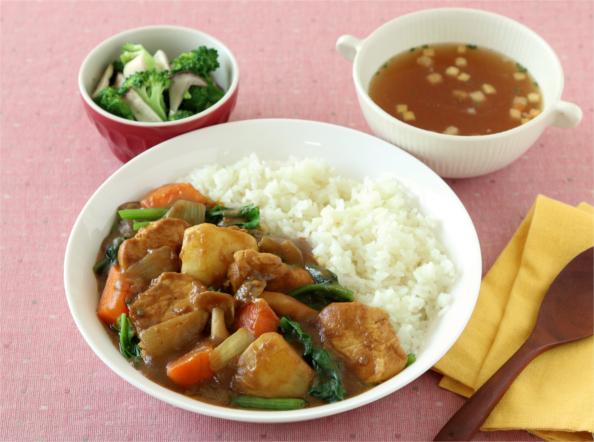 部活生を応援!カラダづくり献立・レシピ 「勝ち飯®」