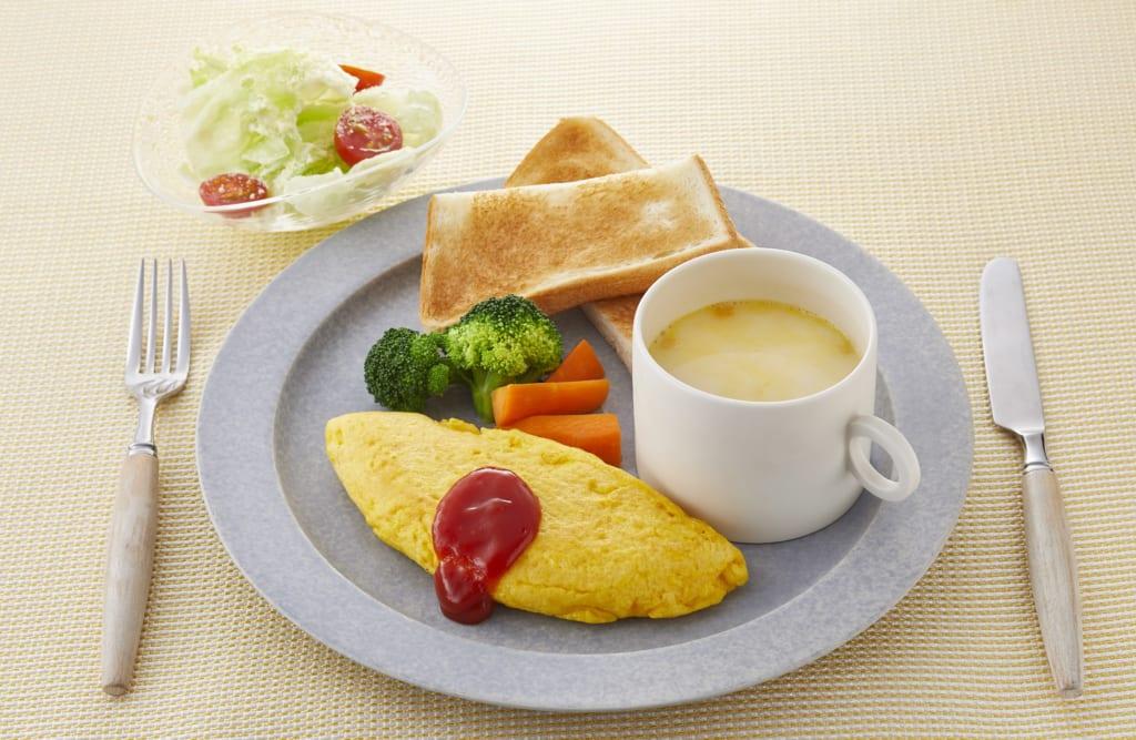 受験生応援レシピ!スープと食べる献立