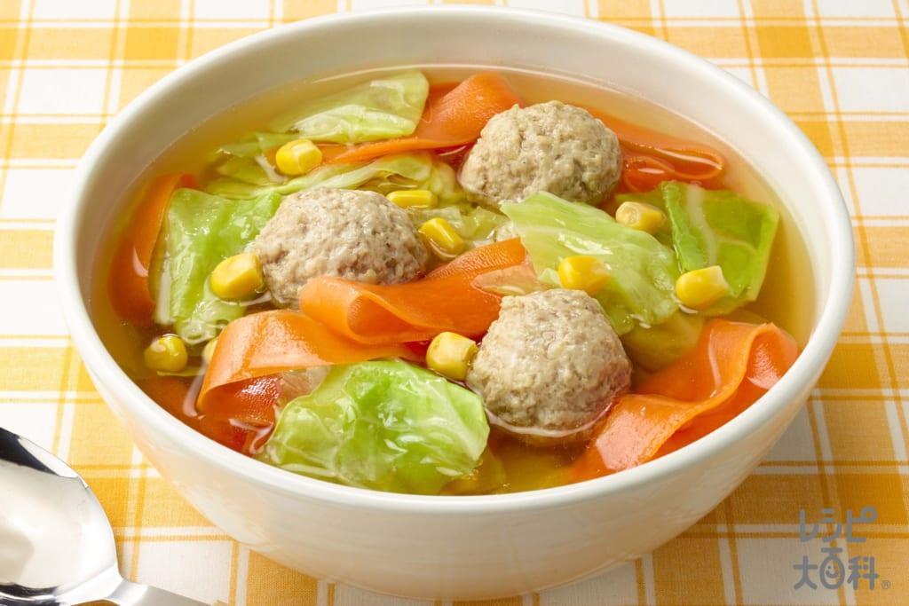 お子様も喜ぶ!簡単・おいしいスープ野菜特集