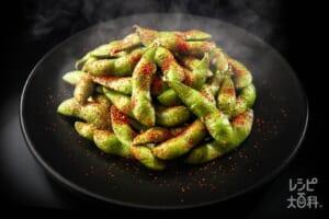 HOTガーリック枝豆