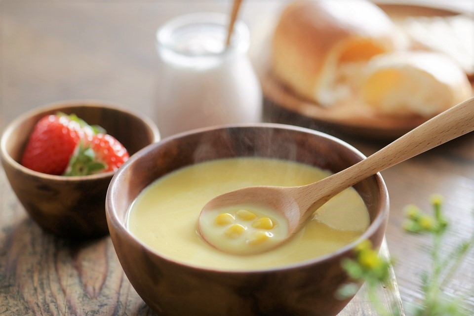 気づけばいつも身近に。 スープで身もココロも温まろう!