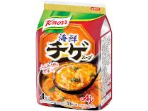 「クノール 海鮮チゲスープ」