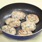 ひじき煮入り豆腐ハンバーグの作り方_2_0