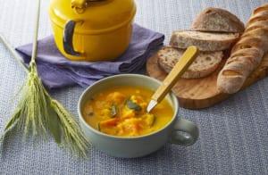 新生活応援!5分で簡単!追い野菜スープ