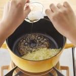 かぼちゃと豆のカレーの作り方_0_1