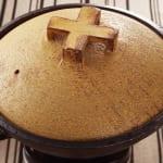 れんこんとかぼちゃ・鶏肉のだし蒸し鍋の作り方_4_0