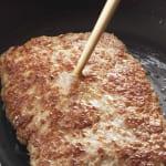 豚ひき肉で角煮丼風の作り方_6_0