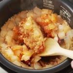 炊き込みたこキムチご飯の作り方_3_1