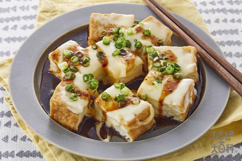 豆腐 レシピ 揚げ 厚
