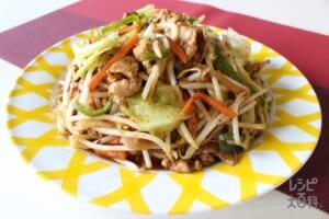 カット野菜で簡単!彩り回鍋肉