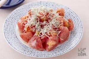 ザク切りうまトマト