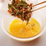 彩り野菜卵焼きの作り方_2_1
