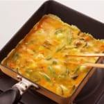 彩り野菜卵焼きの作り方_4_1