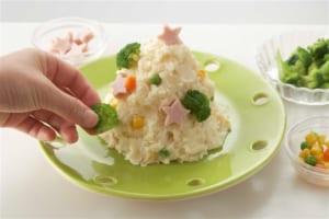 ポテトサラダツリーの作り方_4_0