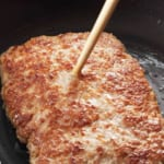 豚ひき肉かたまり焼きの作り方_0_