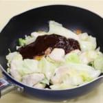 鶏むね回鍋肉(カット野菜使用)の作り方_2_1