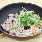 豚肉ともやしの香味炒めの作り方_1_1