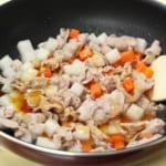 豚バラ大根丼の作り方_1_2