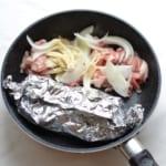 豚肉とミニトマトの中華炒めとしめじのマヨネーズ和えの作り方_0_