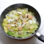 白菜と海鮮の中華丼の作り方_2_1