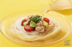 夏を涼しく!冷たい麺レシピ特集