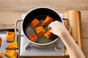 かぼちゃの煮物の作り方_1_1