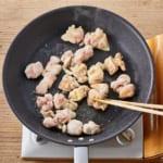 鶏肉となすの甘酢炒めの作り方_2_1