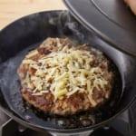 とろ〜りチーズのズボラハンバーグの作り方_2_2