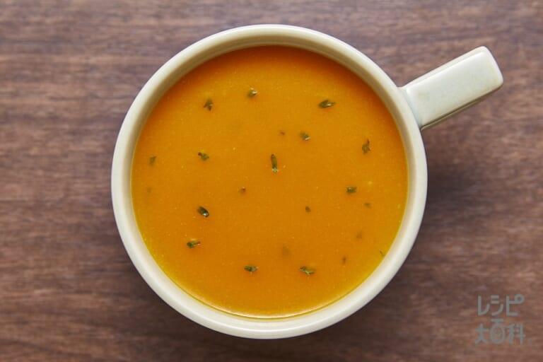 「クノール カップスープ ベジレシピ」大地が香るキャロット&パンプキン